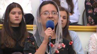 О тебе, моя Церковь священная / Песня