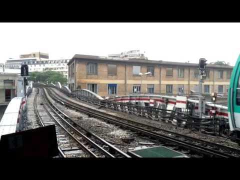 Paris Metro Line 2, 5 and 9 MF 01 (Livrée RATP et STIF)