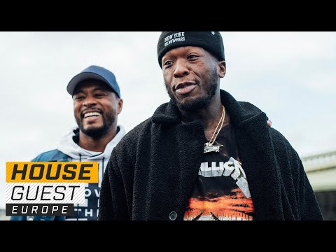 Patrice Evra Gives London Tour to Nate Robinson | Houseguest With Patrice Evra | Players' Tribune