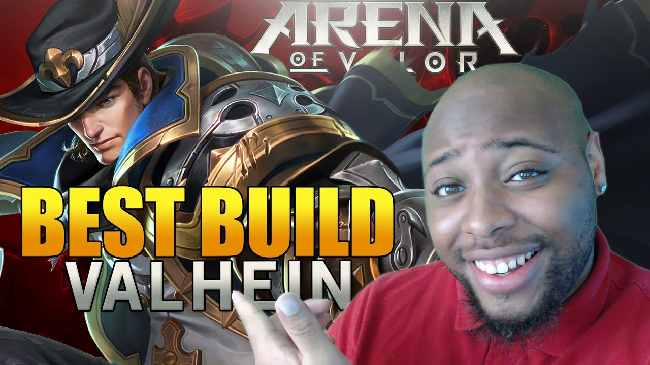 Arena Of Valor Valhein Best Build Pro Guide Tutorial Aov Tips And Tricks