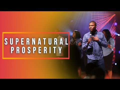 Pastor Gregory Toussaint I Shekinah Night I Supernatural Prosperity