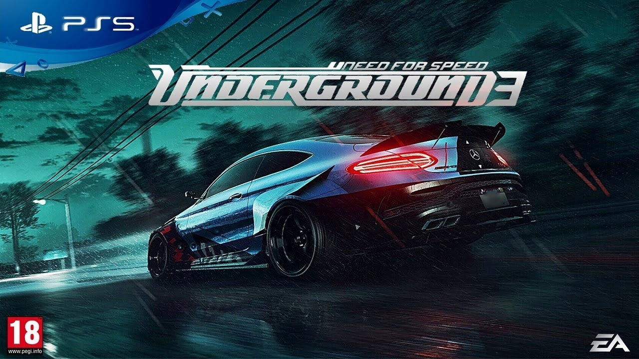 Need For Speed Underground 3 2019 Trailer Ps4 Xone Pc Youtube
