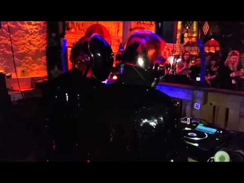 Daft Punk Tribute perform LIVE