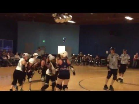 Northwest Arkansas Roller Derby VS RVRG