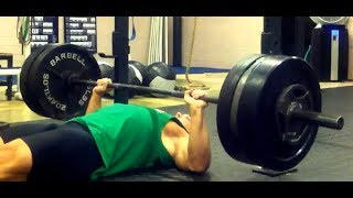 The Floor Press - The GOAT Of Chest Presses