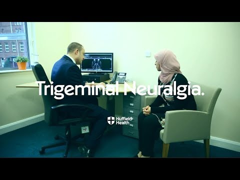 Trigeminal neuralgiaTrigeminal neuralgia, described as the most excruciating pain. Watch this video .
