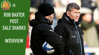 Chiefs TV - Rob Baxter Post Sa…