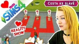 PRVNÍ VYŘAZOVÁNÍ ● The Sims 4 - REALITY SHOW 03