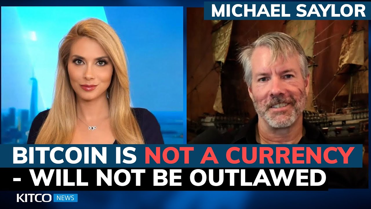 Michael Saylor: Bitcoin has no existential threats and will dominate 21st century (Pt. 1/2)