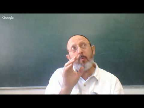 Introduction to Halacha September 12