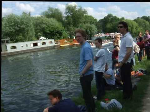 May Bumps 2009 M1 Day 4 - Darwin College Boat Club