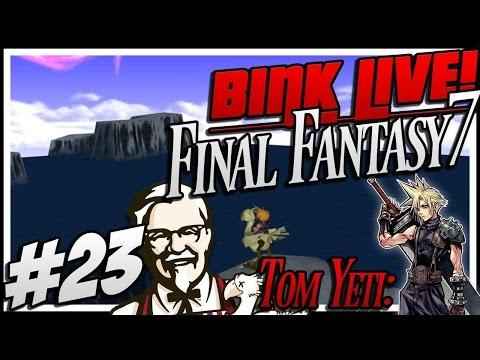 Final Fantasy VII (stream) #23 - Chocobo Hunting