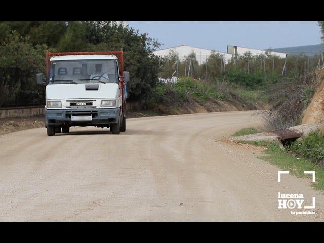VÍDEO: El ayuntamiento recepciona las obras de mejora en el camino de La Sierrezuela