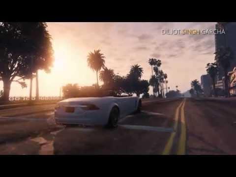 GTA 5 Jaguar - Bohemia ft. Sukh E | Diljot Garcha