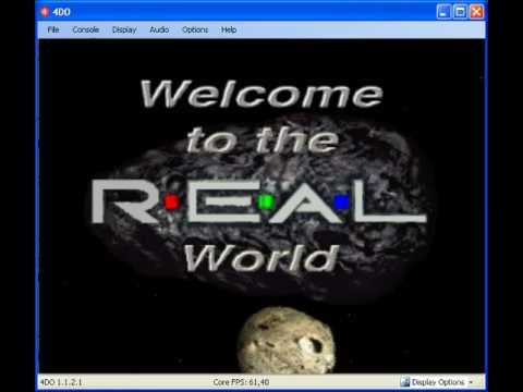 3DO BIOSes in 4DO emulator
