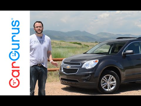 2015 Chevrolet Equinox | CarGurus Test Drive Review