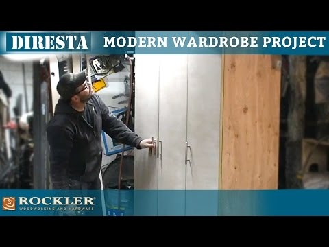 DiResta: Modern Wardrobe Project