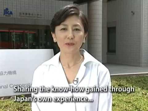 International Cooperation of Japan(1/5)
