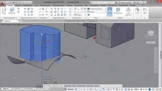 AutoCAD - Пользовательская система координат (ПСК и ДПСК)