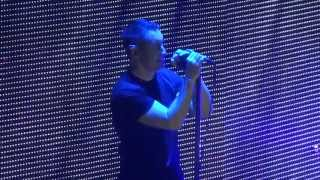 """Hurt"" Nine Inch Nails@Verizon Center Washington DC 10/18/13 Tension Tour"