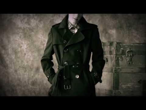 PHILLIP SPARKS x WENDEL - FASHION LOOK BOOK - THE WHALER