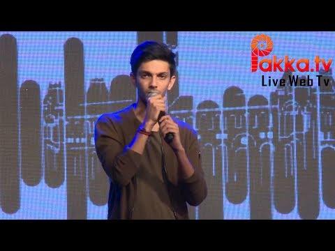 The Madras Gig inauguration Music Director Anirudh Speech