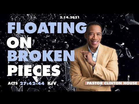 Floating on Broken Pieces