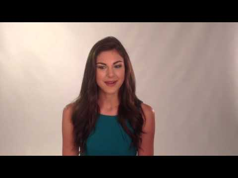 Louisiana - Katherine Haik [OFFICIAL 2015 MISS TEEN USA CONTESTANT INTERVIEW]