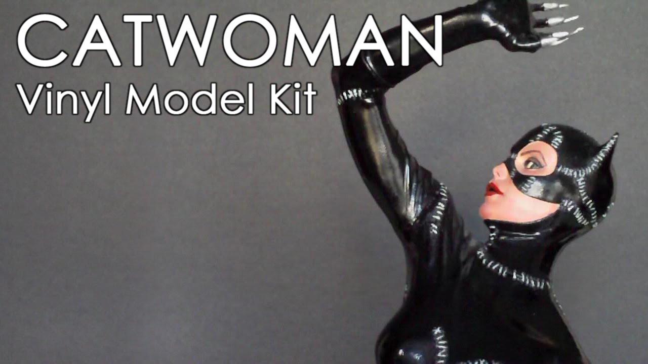CATWOMAN - VINYL MODEL...