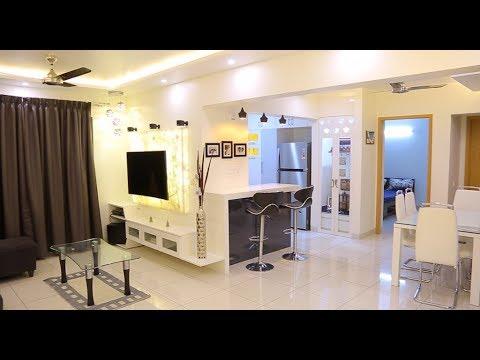 Mr. Gururaj 's Complete Home interiors | Bonito Designs
