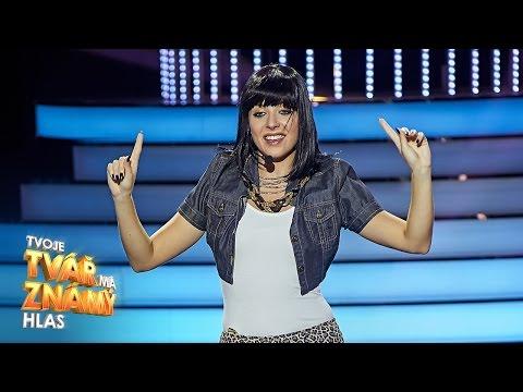 "Anna Slováčková jako Jessie J - ""Price Tag"" | Tvoje tvář má známý hlas"