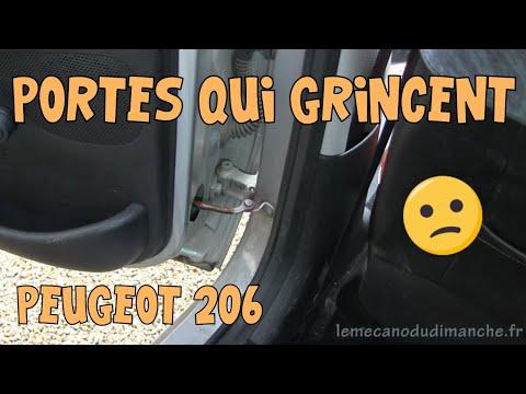Tutoriel Auto #08 Problème de portières qui grincent