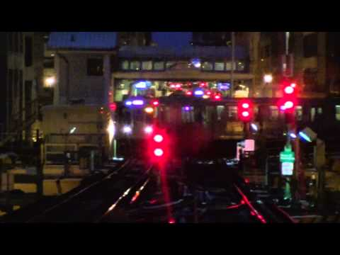 CTA Holiday Train on the Pink Line Part 1