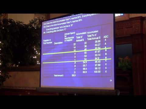 PMAWNE 4-11-13 Seminar Strategic Purchasing