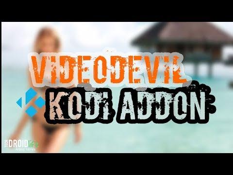 VideoDevil Kodi Adult Addon - Best Adult Addons for Kodi