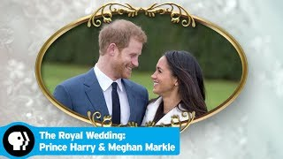 THE ROYAL WEDDING: PRINCE HARRY & MEGHAN MARKLE   Official Trailer   PBS