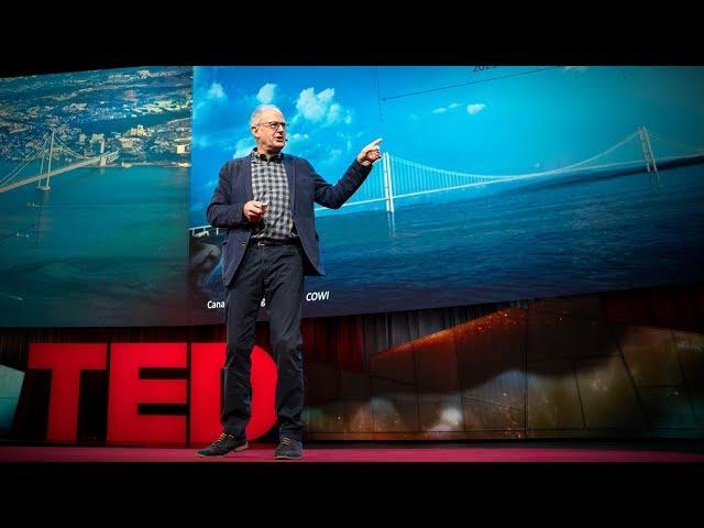 【TED】Ian Firth: Bridges should be beautiful (Bridges should be beautiful   Ian Firth)