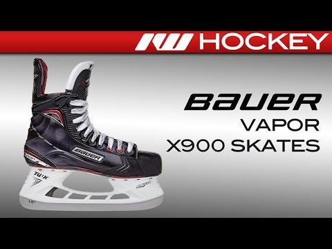 2017 Bauer Vapor X900 Skate Review