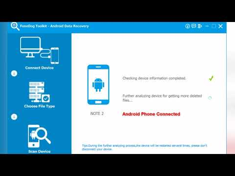 FoneDog Android Data Recovery Alternatives and Similar