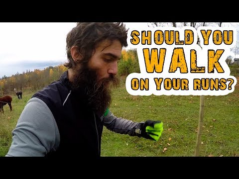 SHOULD YOU WALK ON YOUR RUNS?