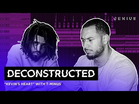 "The Making Of J. Cole's ""Kevin's Heart"" With T-Minus 