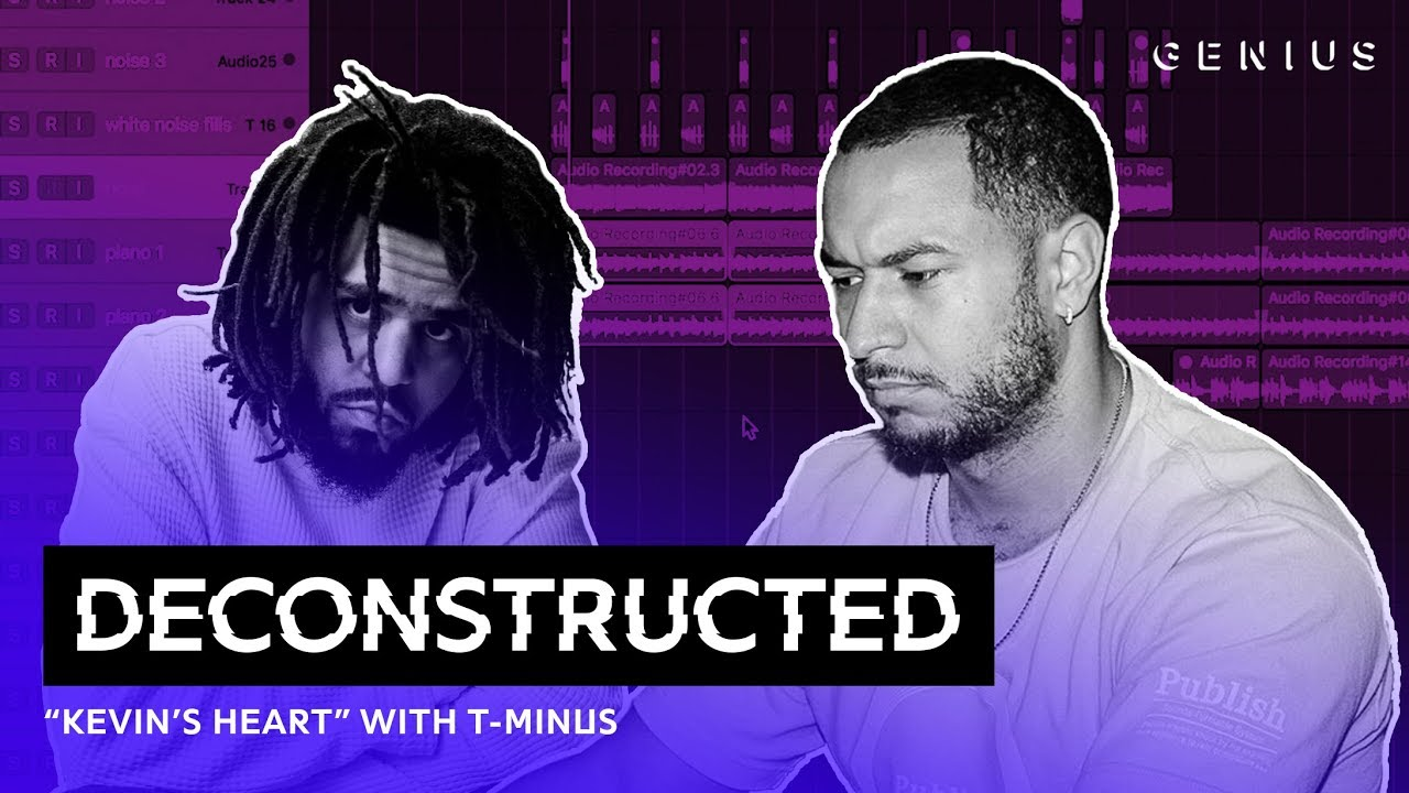 """The Making Of J. Cole's """"Kevin's Heart"""" With T-Minus 