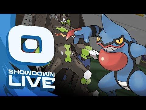 """LATE NIGHT RU TOUR FINALS + MONOTYPE RANDOM"" Pokemon Ultra Sun & Moon! Showdown Live w/PokeaimMD"