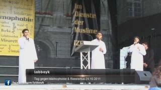 Labbayk - Tala al Badru alayna Live in Switzerland