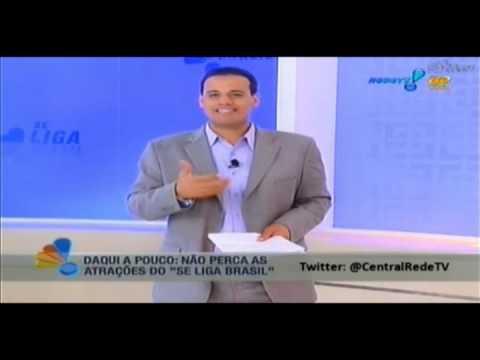 Abertura e Encerramento: ''Se Liga Brasil'' 31/12/2012 - RedeTV!