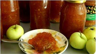 Яблочное повидло 🍏🍎 домашний рецепт. Густое и вкусное!