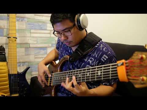 Bersinar - NDC Worship (bass cover Alembic Rogue)