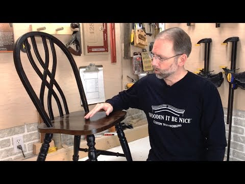 How to Repair Wobbly Chairs Properly | Woodworking & DIY