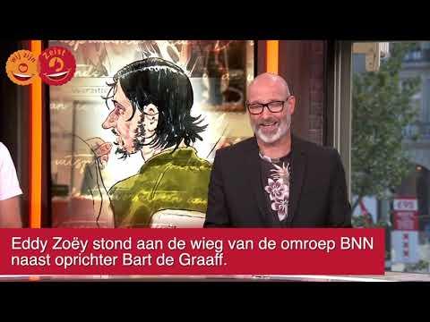 Eddy Zoëy presenteert RTL Boulevard