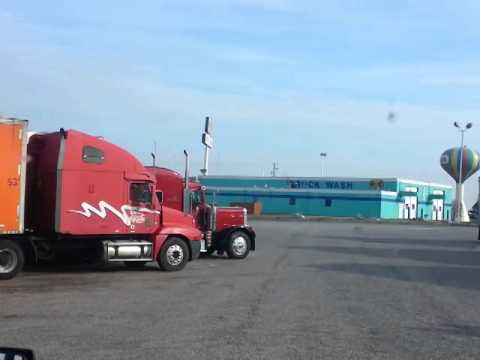 Petro truck stop in York Nebraska